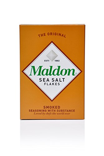 Maldon Smoked Sea Salt, 4.4 Ounce