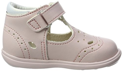 Kavat Ängskär XC Pink 23 - Botines de Senderismo de Otra Piel Bebé-Niños 23