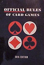 Official Rules of Card Games (58th Edition)…
