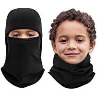 Aegend kids Balaclava Windproof Ski Face Mask for Cold...