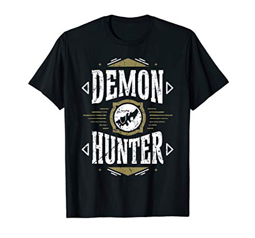 WoW Demon Hunter Gaming T-Shirt Master Class Symbol Tee T-Shirt ()