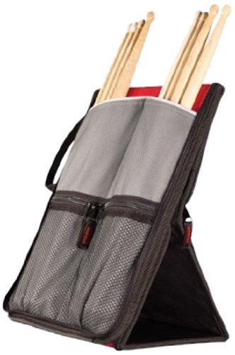 (Sabian SSF12 Stick Flip Bag, Black/Red)