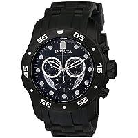 Men's 6986 Pro Diver Collection Chronograph Black Watch