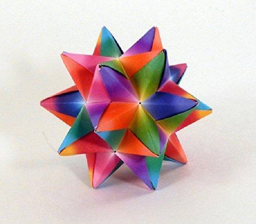 Origami Christmas Trees | 436x500