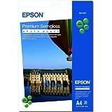 Epson C13S041332 Carta Speciali, Premium, Semilucida, 251 G, A4, Inkjet, Confezione da 20
