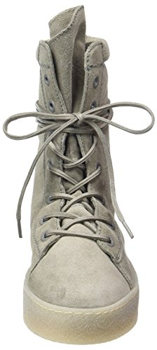 light Grigio Bx Grey Stivali 1418 Bsillax Bronx Donna
