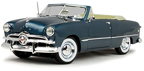 1949 Ford Convertible 1:18 Scale Diecast Model by Maisto ()