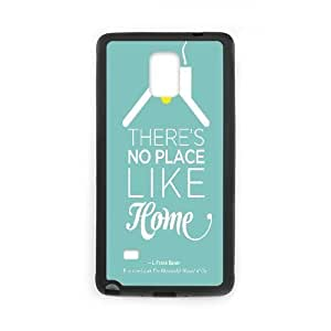 diy Custom Cover Case for SamSung Galaxy Note4 - There's No Place Like Home case 4