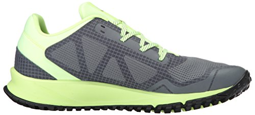 Reebok Mens All Terrain Freedom Ex Loopschoen Black / Electric Flash / White / Pewter / Alloy