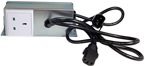 Ergotron Mobile Computing UK WAP/SW Power Outlet EMC-1P by Ergotron