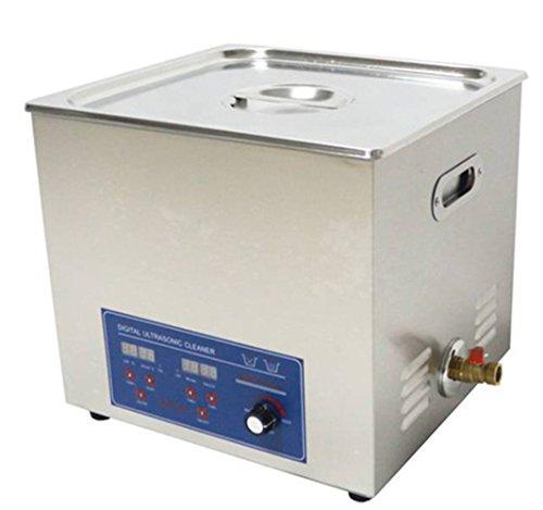 CGOLDENWALL PS-70AL 19L Digital Ultrasonic Cleaner ultrasonic Golf cleaning machine Bowling BALL ultrasonic washer(POWER Adjustable) (Bowling Ball Cleaner Machine)