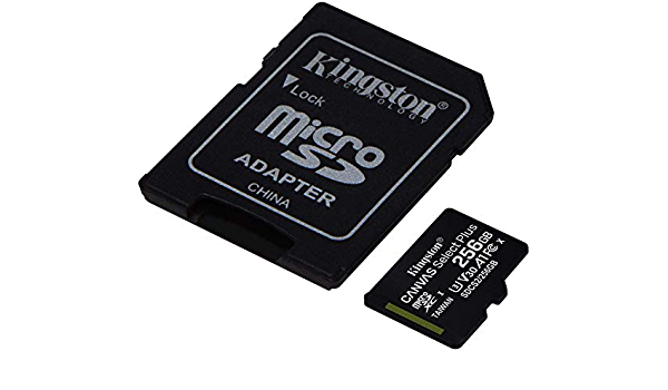 100MBs Works with Kingston Kingston 32GB LG Class MicroSDHC Canvas Select Plus Card Verified by SanFlash.