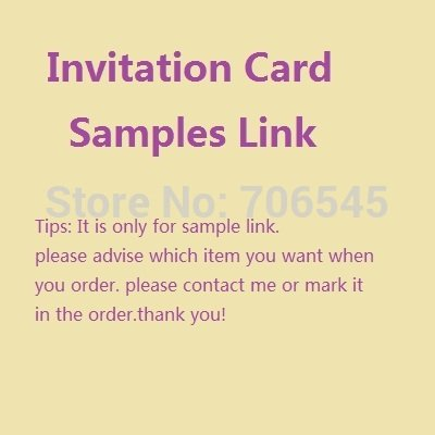 Buy Generic Wedding Invitation Card This Link Is Only For