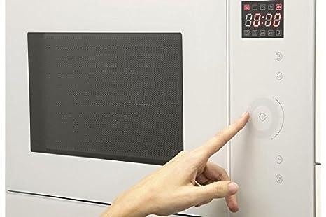Exklusive empotrable Microondas Blanco Cristal 25L con grill ...