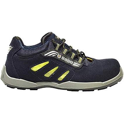 B647 Zapato Azul Frisbee S1P-Src-Esd-T45 Base B647-S1P-ESD-T45
