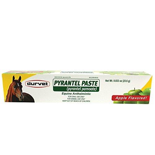 Pyrantel Paste, 23.6 g, 2-pack by Durvet