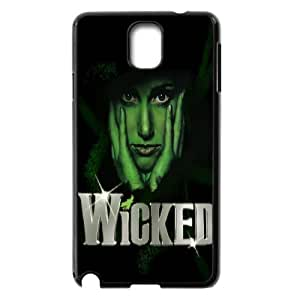 JenneySt Phone CaseWicked The Musical Pattern Wallpaper For Samsung Galaxy NOTE3 Case Cover -CASE-7
