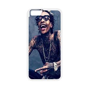 Diy Phone Cover Wiz Khalifa for iPhone 6 Plus,6S 5.5 Inch WEQ089976