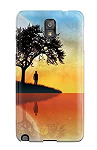 ZIGKGno5068VWJZP ZippyDoritEduard Awesome Case Cover Compatible With Galaxy Note 3 - Love 038 Romances
