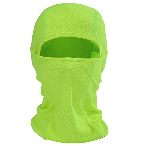 - CapsA Balaclava Full Face Mask Motorcycle Helmet Liner Breathable Multipurpose Outdoor Sports Wind Proof Dust Head Hood Men Women