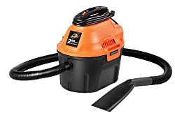 Armor All 2.5 Gallon, 2 Peak Hp, Utility Wetdry Vacuum, Aa255