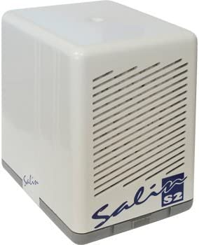 Salin S2 - Sistema de filtro de aire de sal natural, terapia de ...