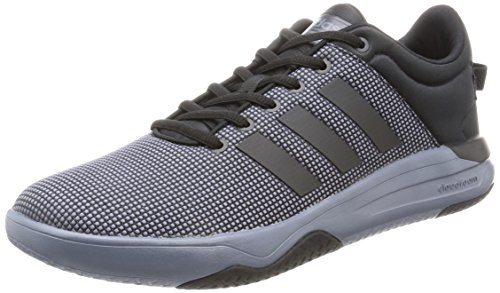 adidas CLOUDFOAM SWISH - Zapatillas deportivas para Hombre, Negro - (NEGBAS/NEGBAS/ONIX) 48