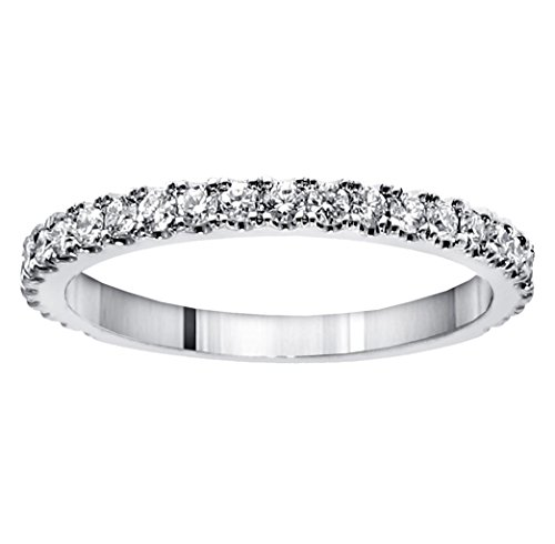0.65 Ct Diamond Band - 6