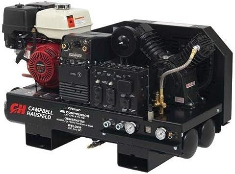 Campbell Hausfeld 3-in-1 Truck Mount 30 Gallon Air Compressor//Generator//Welder GR3200