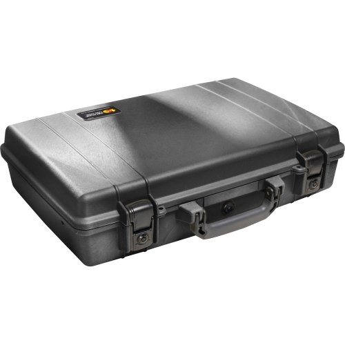 Pelican Products, Inc - Pelican Pelican 1490 Case W/ Pick N Pluck Foam Interior Black ''Product Category: Accessories/Carrying Cases''