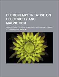 Elementary treatise on electricity and magnetism author