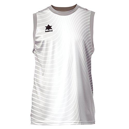 Luanvi Río Camiseta de Tirantes de Baloncesto, Mujer: Amazon.es ...