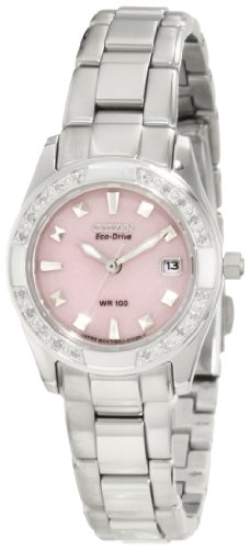 Citizen Women's EW1820-58X Susan G. Komen 20-Diamonds Watch