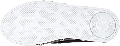 Jeans Donna Sneaker Nero Versace Scarpa RdOSwvq