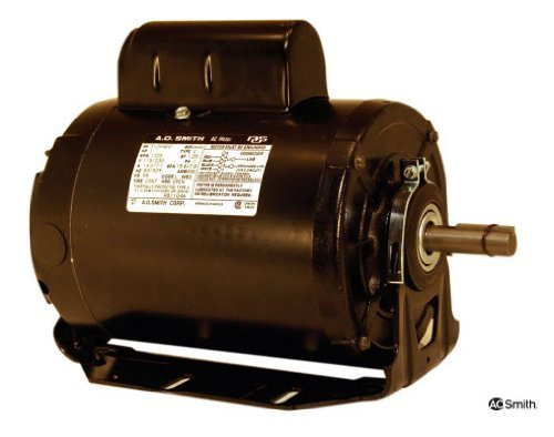 Smith Capacitor (A.O. Smith RB1074A 3/4 HP, 1725 RPM, 115/208-230 Volts, 56 Frame, ODP Enclosure, Ball Bearing Capacitor Start Motor by Century Electric/AO Smith Motors Co)