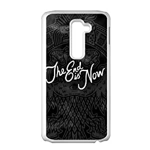 The End is Now Mayan LG G2 Cell Phone Case White Pretty Present zhm004_5022587