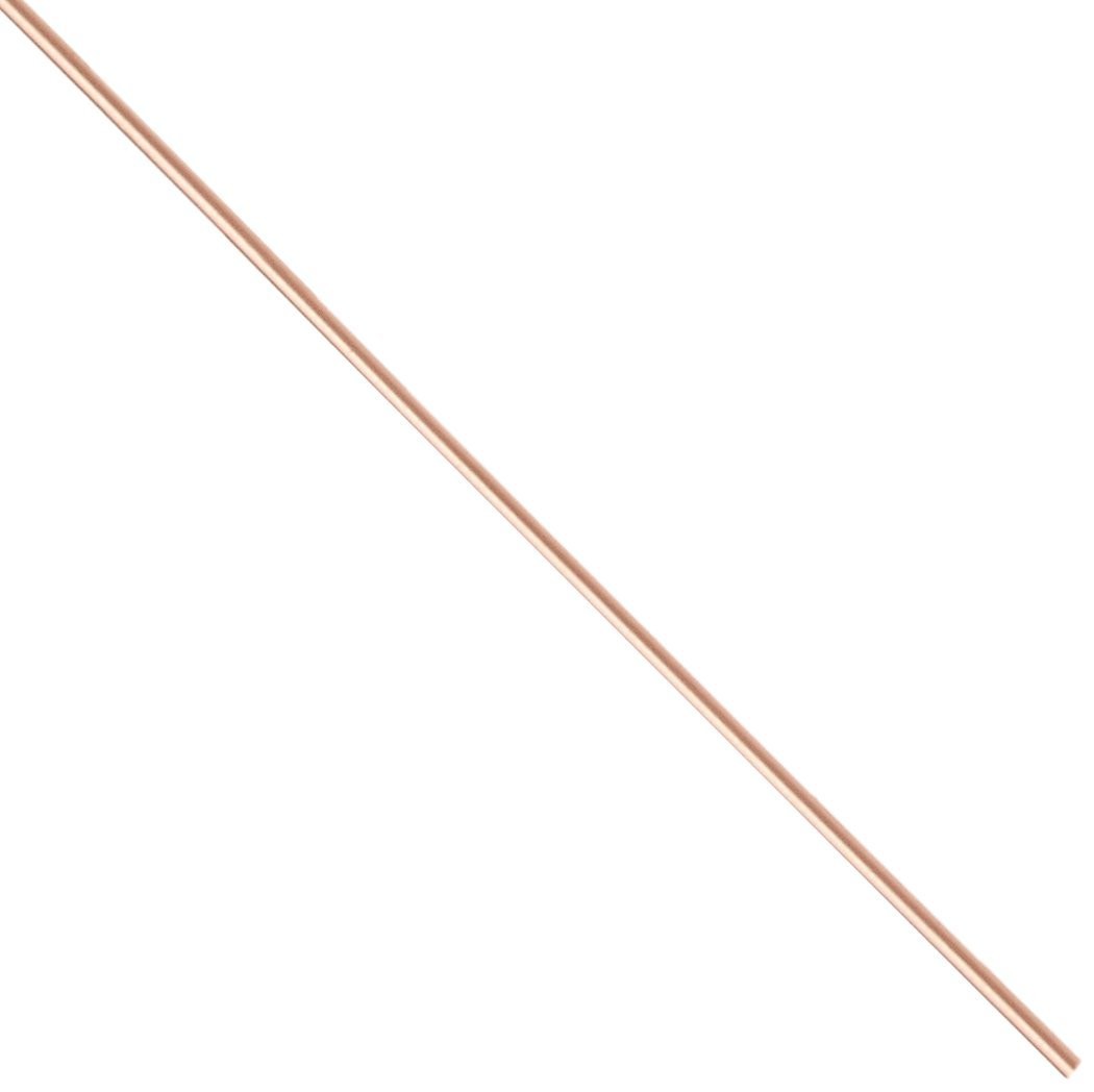 Remington Industries 38SNSP 38 AWG Magnet Wire, Enameled Copper Wire, 1.0 lb, 0.0044'' Diameter, 19952' Length, Natural