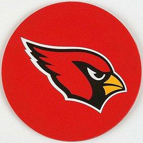 NFL Arizona Cardinals Coasters (4 - Outlet Mall Arizona In