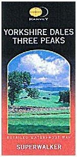 Yorkshire Dales: Three Peaks (Superwalker)