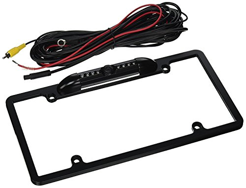 Edge Diesel Products 98202 Back-Up Camera License Plate Mount for CTS & CTS2