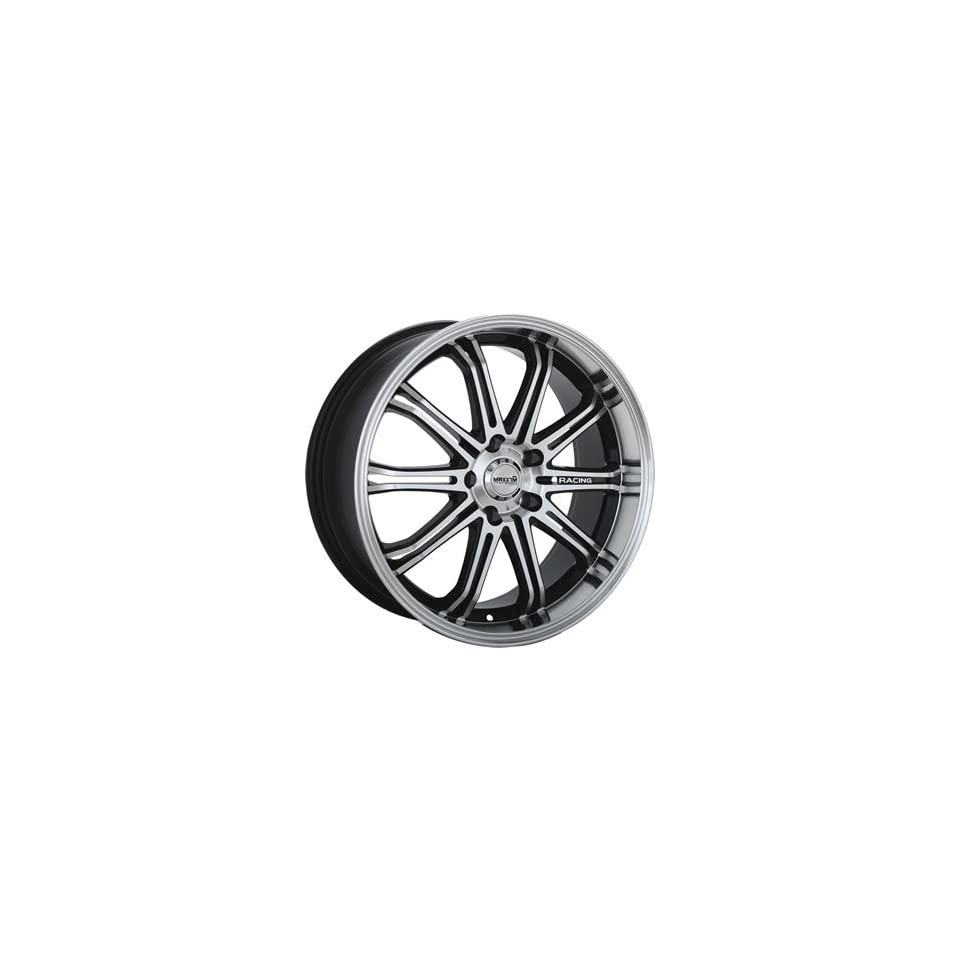 Maxxim Ferris 15x6.5 Machined Black Wheel / Rim 4x100 & 4x4.5 with a 38mm Offset and a 73.00 Hub Bore. Partnumber 41MB 4S56D04385