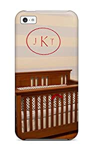 Case Cover Deidara's Shop 5249631K48639160 Cute High Quality Iphone 5c Monogram Decal Over Crib In Nautical Nursery Case