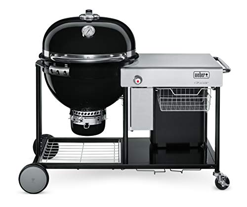 Weber 18501001 Summit Charcoal Grilling Center – High-End Pick