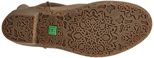 El Naturalista Kvinder Ng17 Lux Ruskind Alhambra Kort Skaft Støvler Brun (land) jdJaNwj