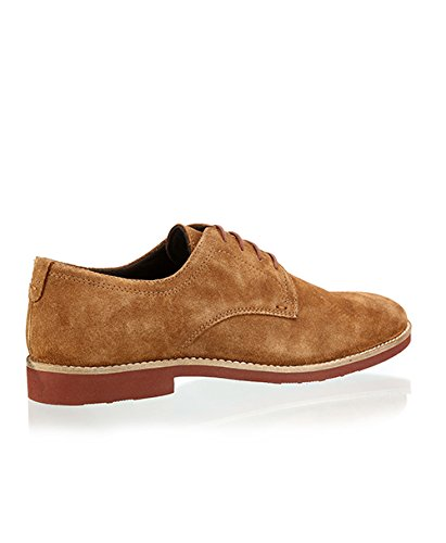 Red Tape , Chaussures de ville à lacets pour homme Marron Brun