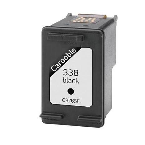 Remanufacturados HP 338 negro Cartucho de tinta - para impresoras ...