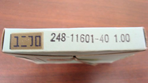Yamaha O/S 1.00 Piston Rings for AT1 / CT1 Part # 248-11601-40, used for sale  Delivered anywhere in USA