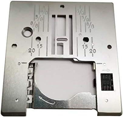 YICBOR - Unidad de plato de aguja para Janome 756604107: Amazon.es: Hogar