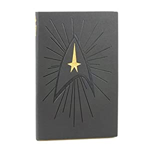 Star Trek Captain's Log Journal