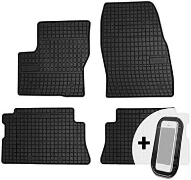 Gummimatten Auto Fußmatten Gummi Automatten Passgenau 4 Teilig Set Passend Für Ford Kuga 2 Ii 2013 2019 Auto